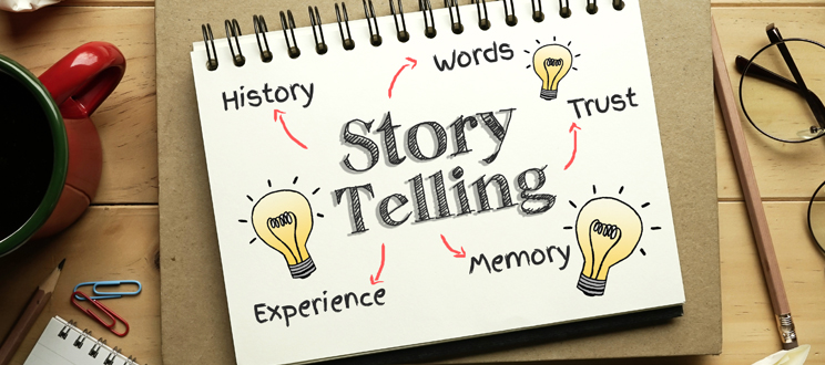 La estrategia más potente de marketing: Storytelling